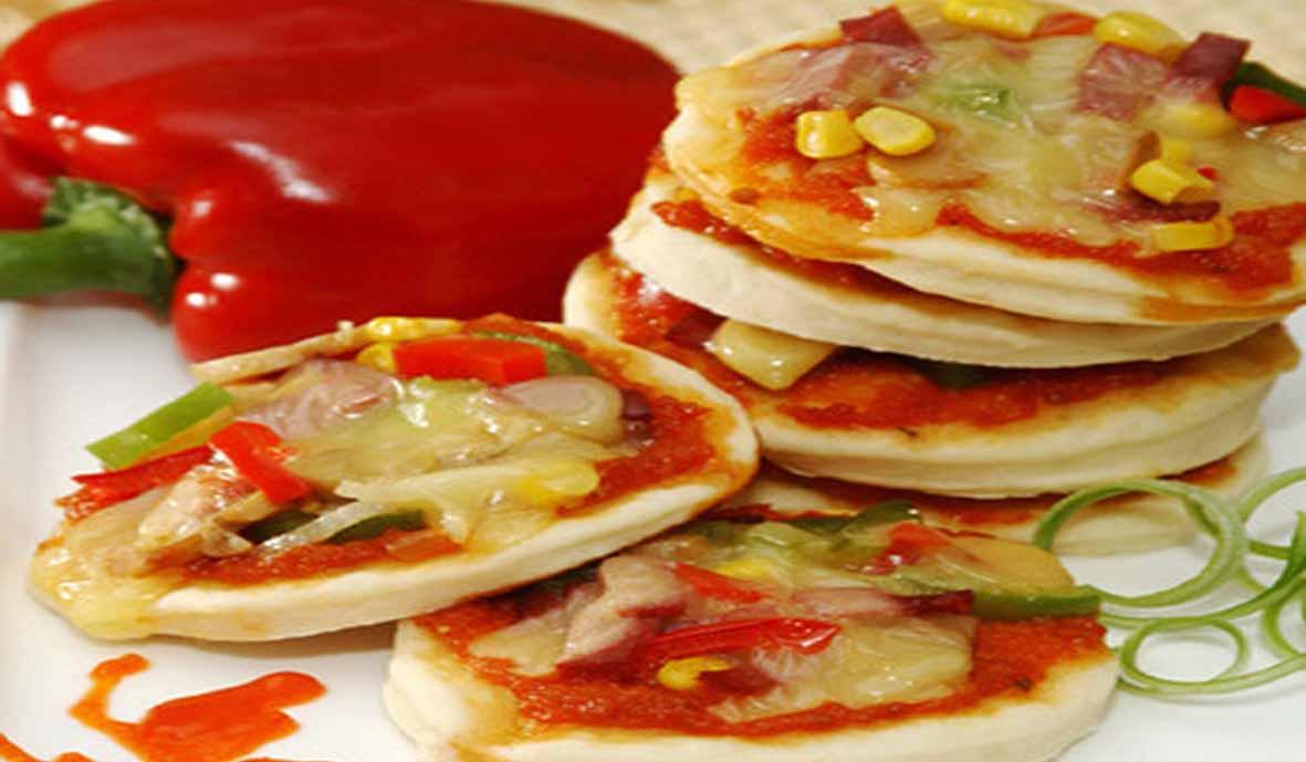 Resep Pizza Mini dan Resep Saos Mayones