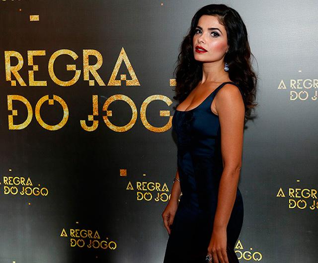 Vanessa Giácomo será a mocinha Tóia (foto: Gshow)