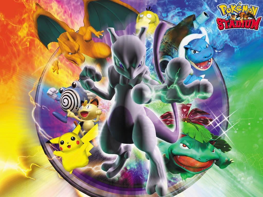 Pokemon Stadium Background SuperPhillip Central: ...