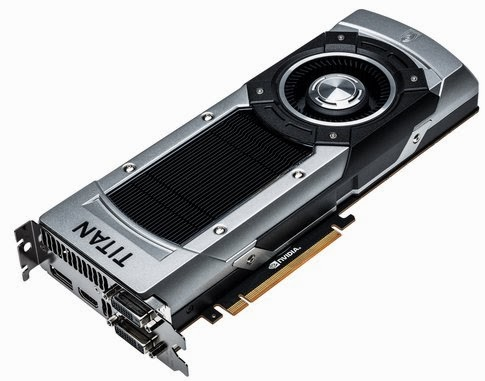 NVIDIA annonce the GeForce Titan Black