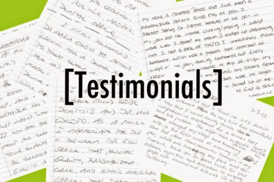 Sworn Testimonials About Peter Thomas Senese & The I CARE Foundation