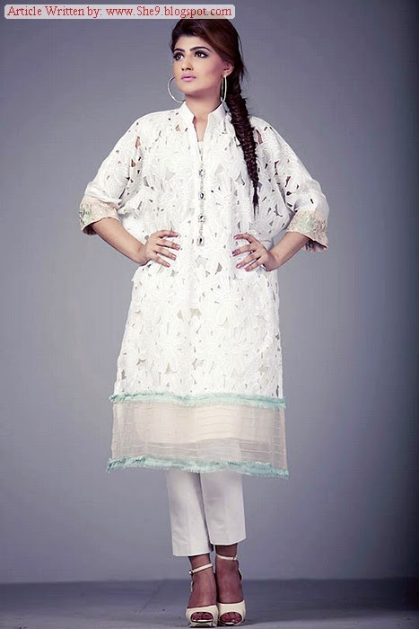 Ayesha Somaya Fall / Winter Collection 2014