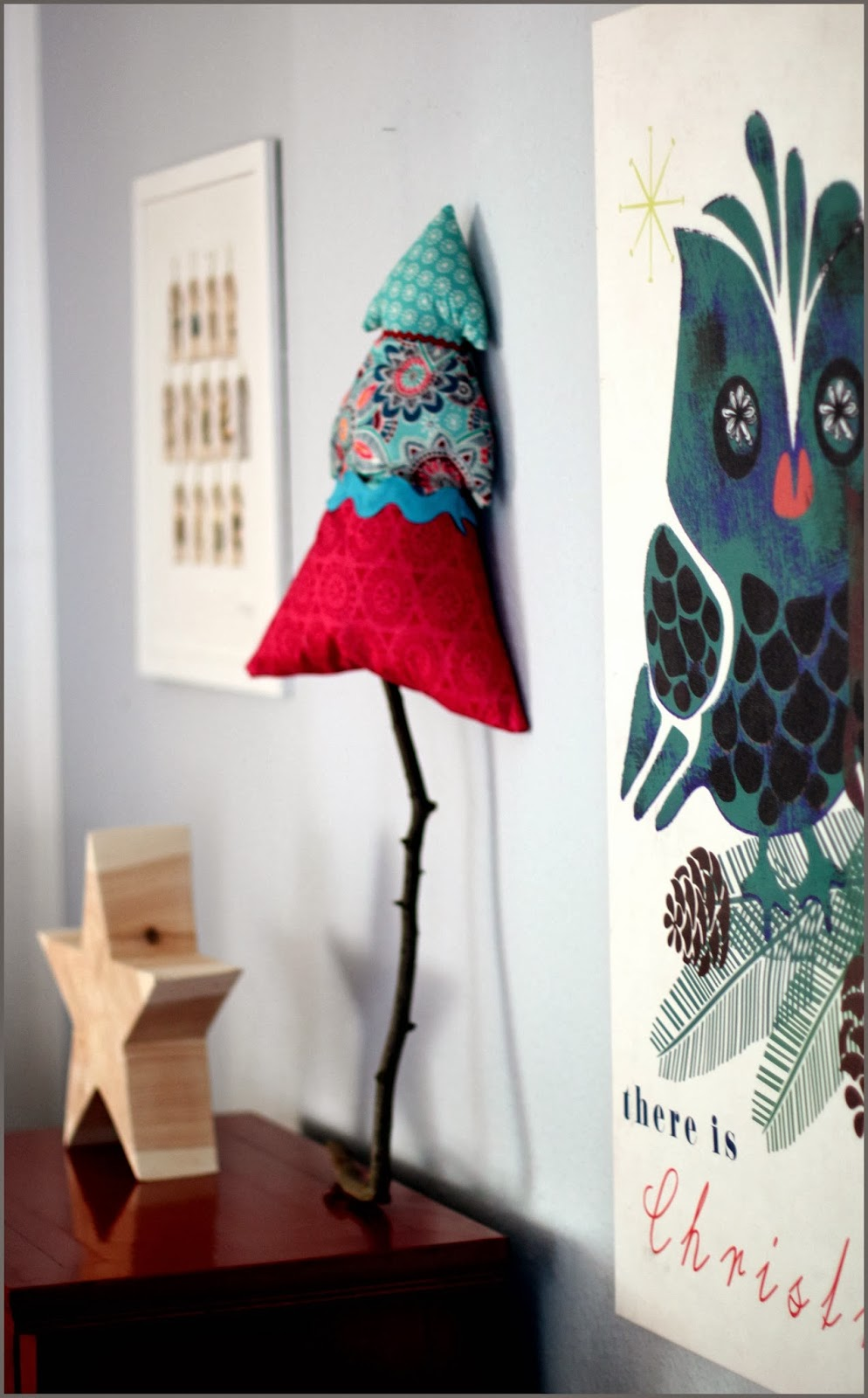 paecy i pato blog weihnachtsdeko tannenbaum aus stoff. Black Bedroom Furniture Sets. Home Design Ideas