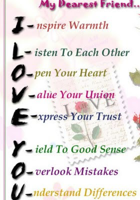 Best Collection of wallpapers: The best collection of I LOVE U
