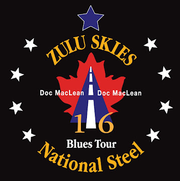 "National Steel ""Zulu Skies"" Tour – – –      Information Sidebar Below: Links, Downloads, Media"