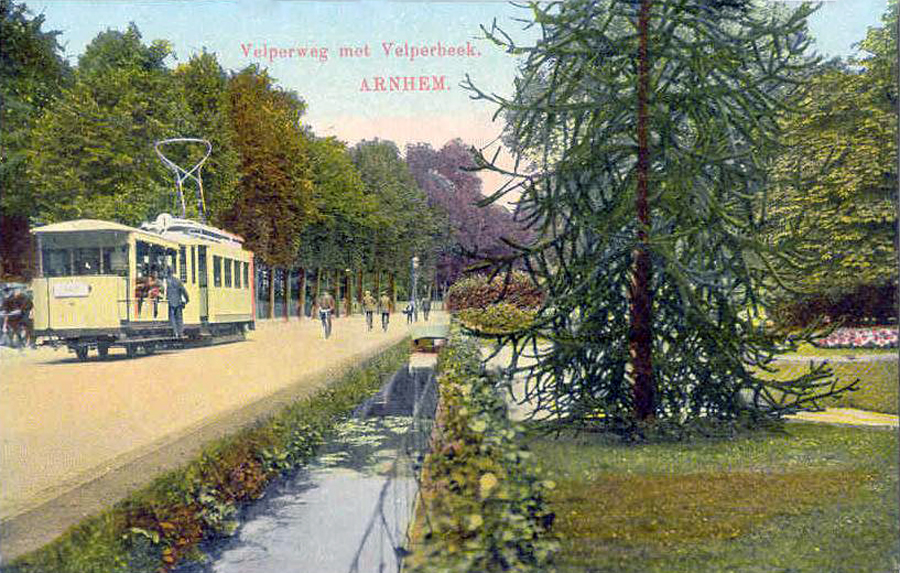 Arnhem Netherlands  city photo : transpress nz: electric trams of Arnhem, Netherlands