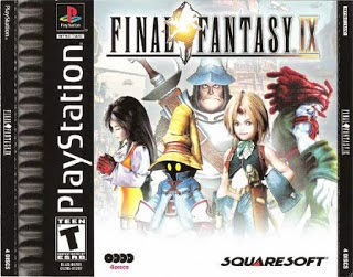Download Game Final Fantasy IX