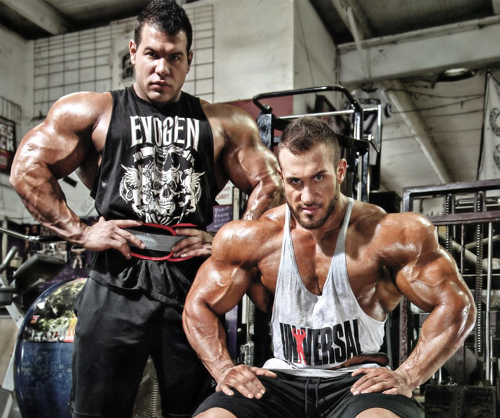 Article: Steve Kuclo & Antoine Vaillant - MD photoshoot!