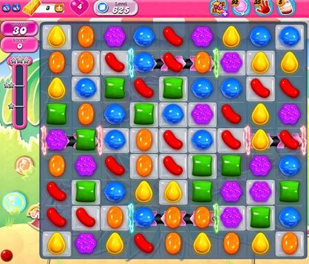Candy Crush Saga 625
