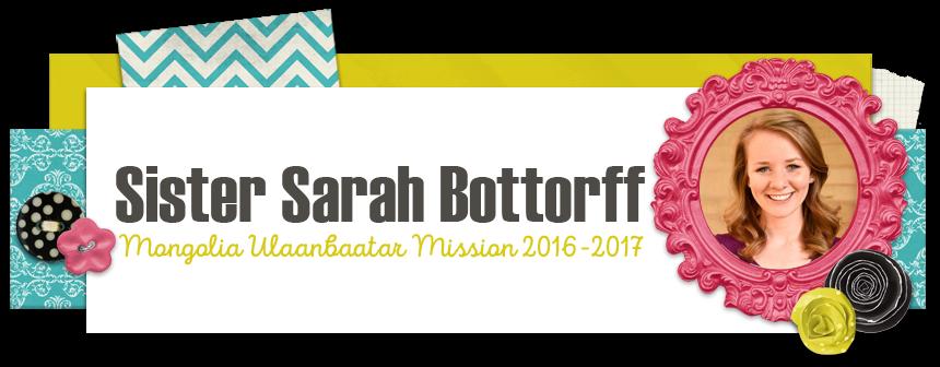 Sister Sarah Bottorff