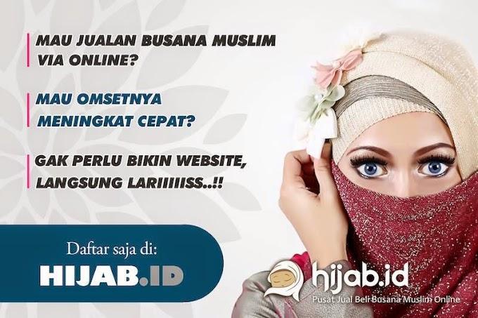 Situs Jual Beli Busana Muslim Modern