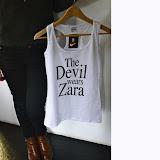 El diablo viste de ZARA