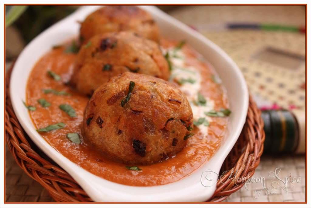 Punjabi recipes punjabi foods punjabi dishes punjabi menu malai kofta punjabi vegetarian traditional food forumfinder Choice Image