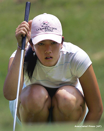 Michelle Wie Stock Photos and Pictures