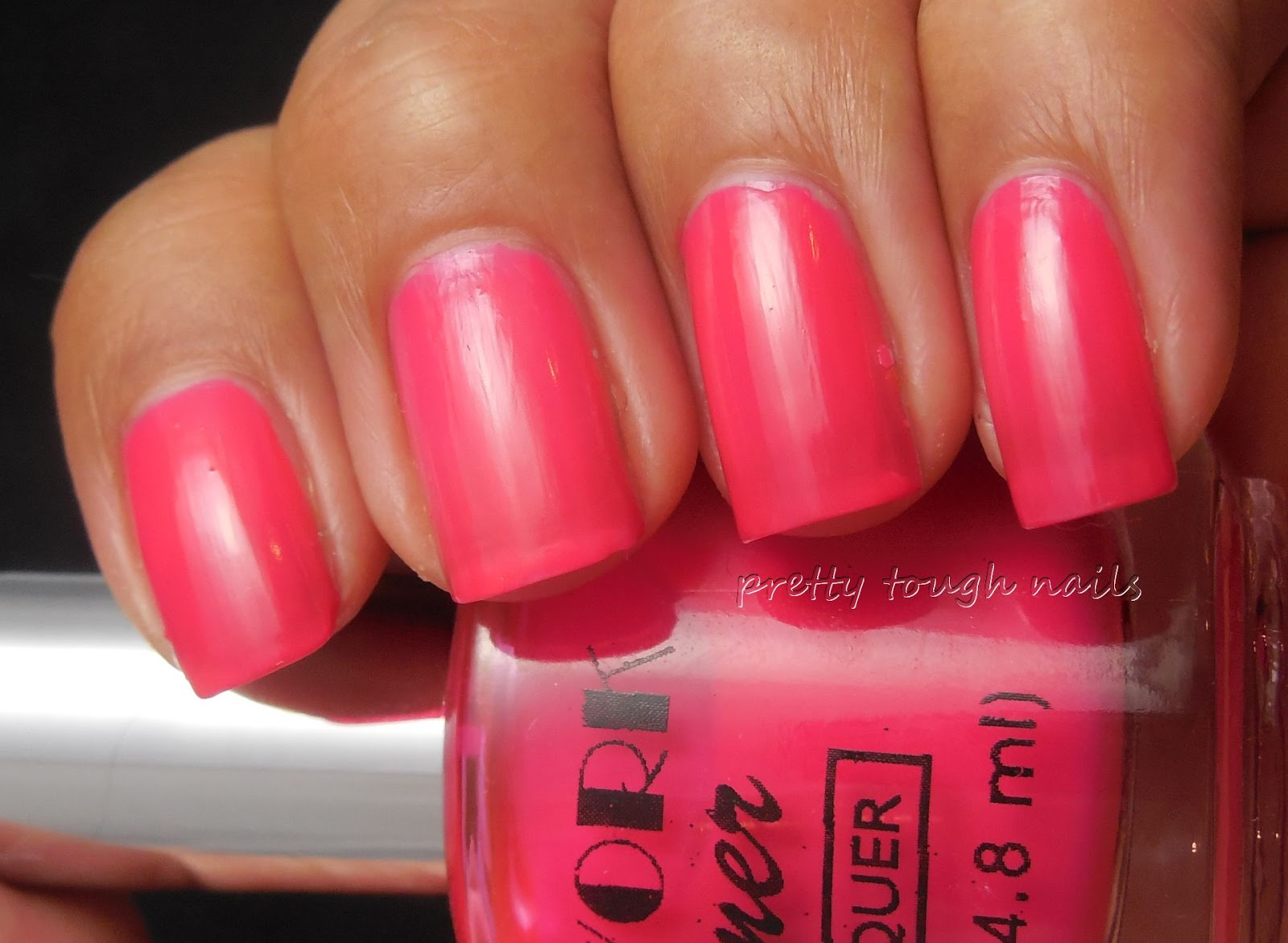 pretty::tough::nails::: Hare Polish Dancing Bird Of Paradise Swatch ...