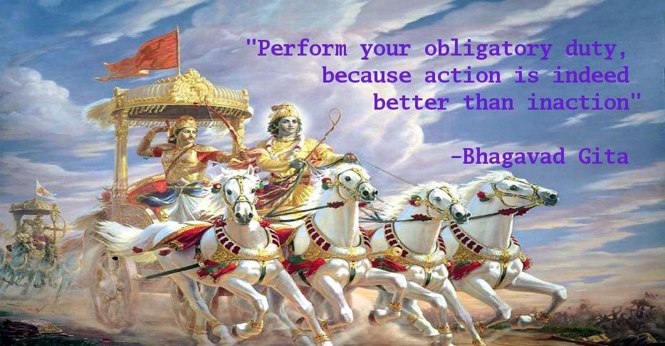 Bhagawad Gita 3