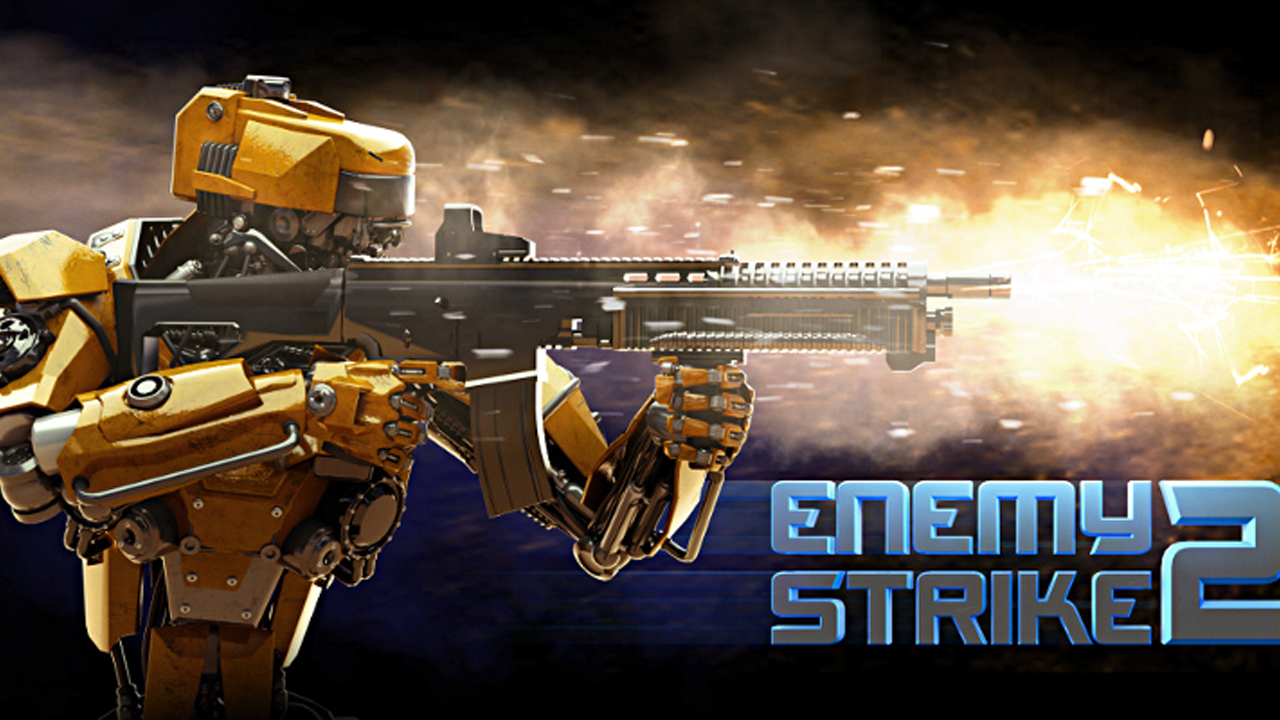 Enemy Strike 2 Gameplay IOS / Android