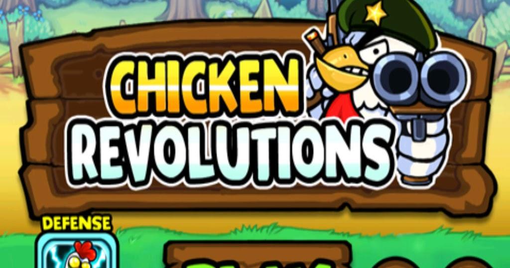 Fire-Cheatz: [Hack] Chicken Revolution v112