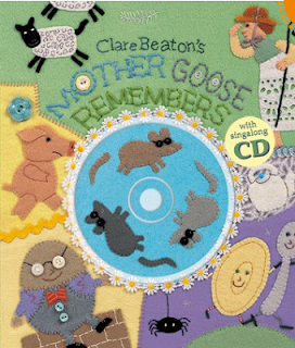 Clare Beaton's Mother Goose Remembers