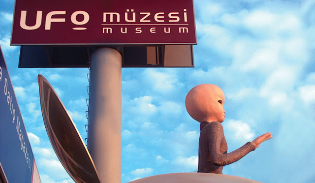 Istanbul Ufo Museum