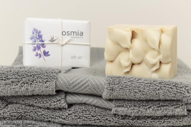 Osmia Organics Oh So Soap Natural Organic Bath