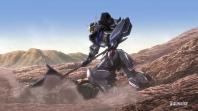 Resoconto Gundam Tekketsu - Iron Blooded Orphans ep 1
