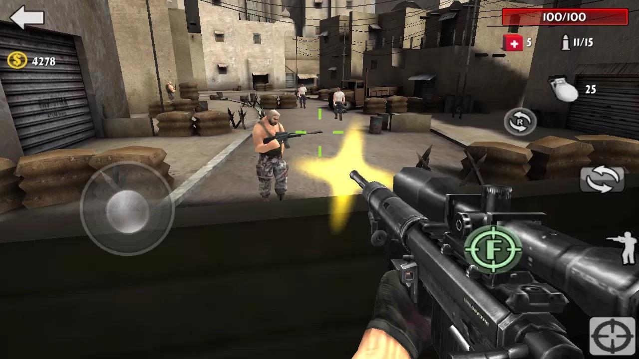 1. Sniper 3D Gun Shooter Free Shooting Games FPS