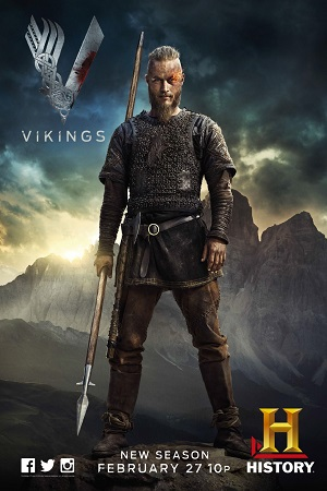 Vikings S02 All Episode [Season 2] Complete Dual Audio [Hindi+English] Download 480p
