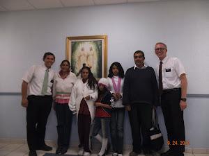 Week 3 baptism