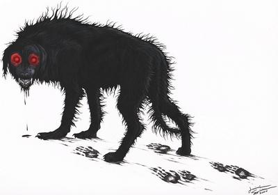 Cães Negros