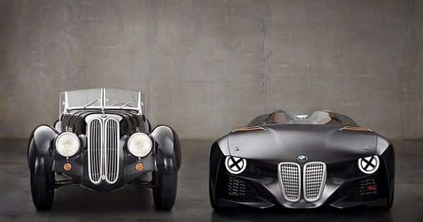 banco de fotos fotos bmw 328 hommage concept car