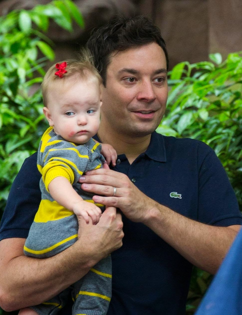 Chatter Busy: Jimmy Fallon Welcomes Second Daughter ...