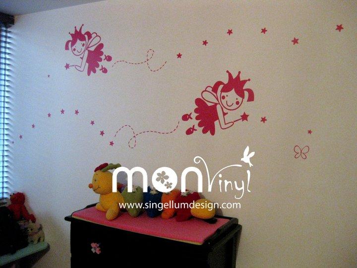 Vinilos decorativos monvinyl de singellum design s a s for Vinilos murales adhesivos