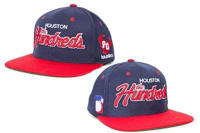 The Hundreds x Premium Goods Houston Texans Tribute Snapback