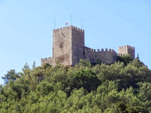 Visita ao Castelo de Sesimbra