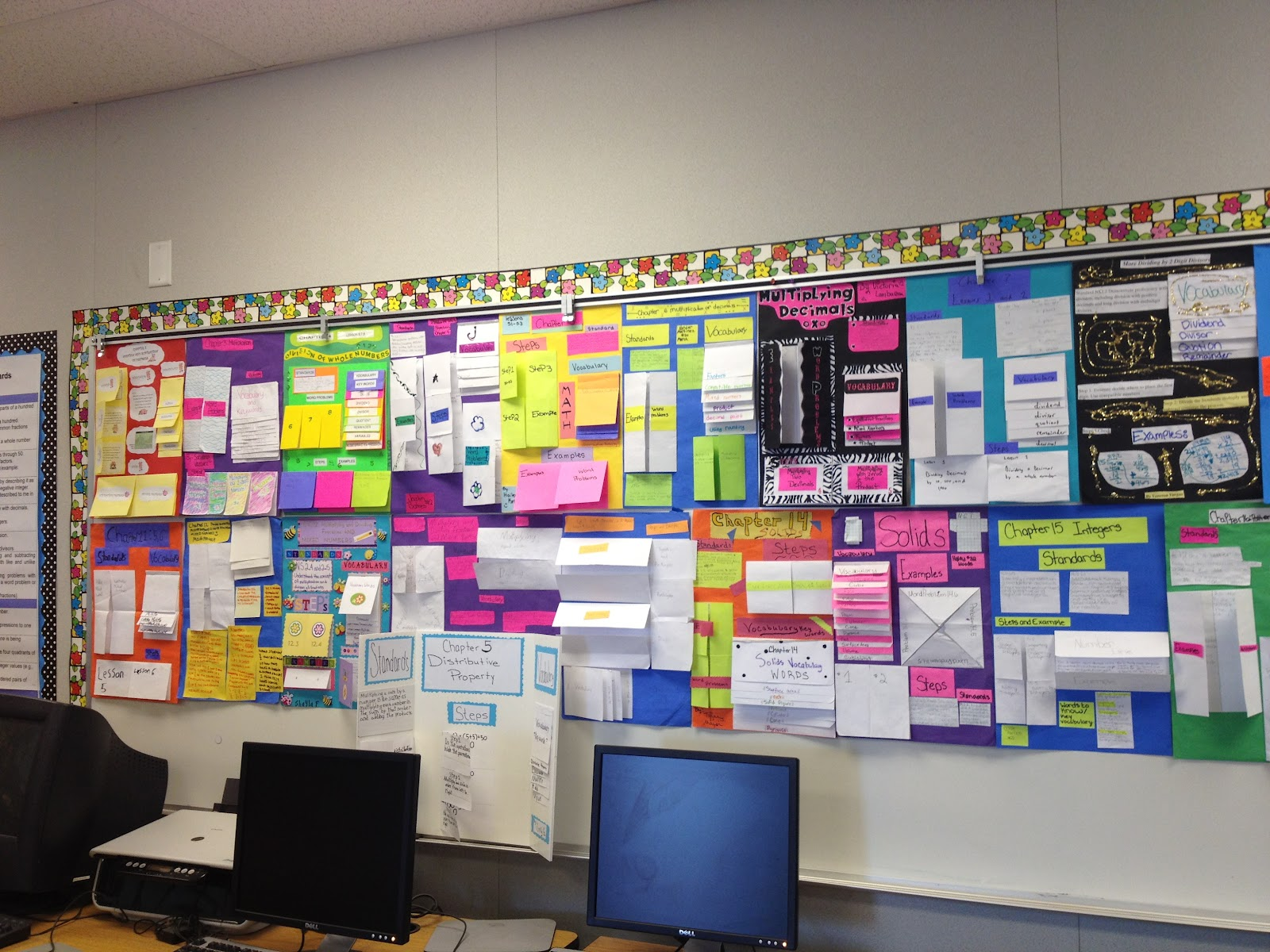 Classroom Project Ideas ~ Working the classroom open house pizzazz project