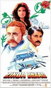 Zinda Bhaag movie poster