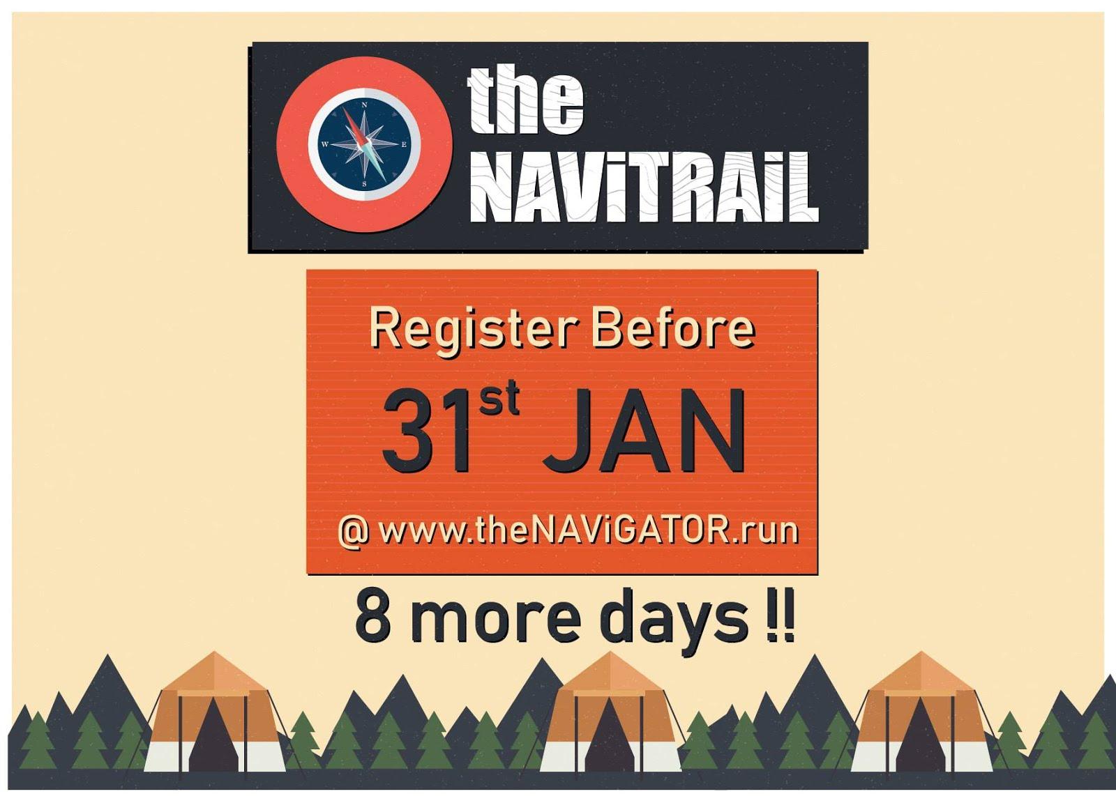 The NaviTrail 2019 – กิจกรรมการเดินเทรลแบบทีม ที่ต้องอาศัยทักษะวางแผนการเดินทางประกอบกับความสามารถในการเดินทางไกล