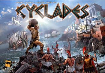 Portada del Cyclades