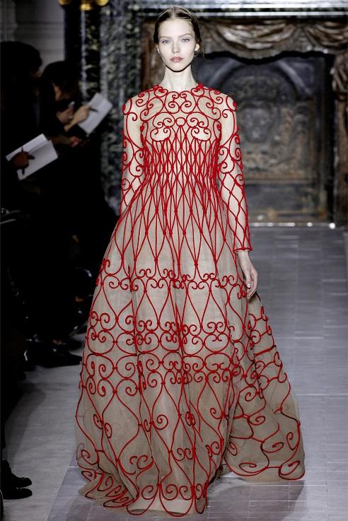 plenty of inspiration for pierpaolo piccioli and maria grazia chiuri 2019s valentino haute couture fall/ winter 15