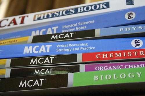 mcat essay score