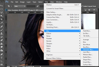 Belajar Photoshop Editing Retouch Wajah Close Up Sederhana