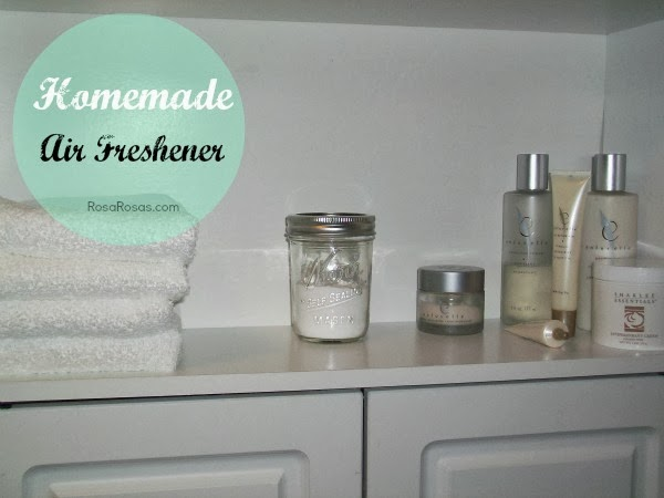 How to Make Your Own Air Freshener