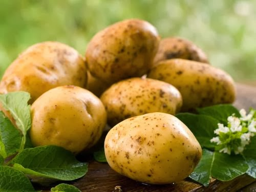 Remove Extra Salty Taste from Potatoes