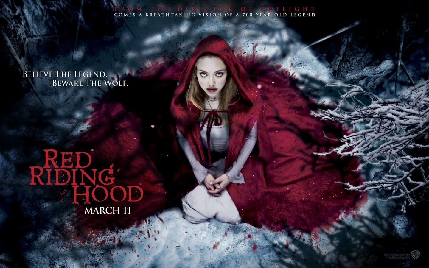 soundtrack red riding hood