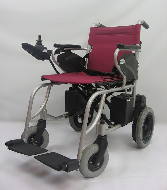 Power wheelchair 电动輪椅 Kerusi Roda Elektrik