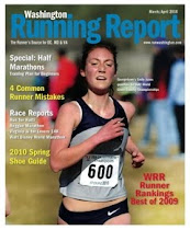 I read the Washington Running Report