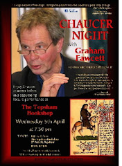 Chaucer Night with Graham Fawcett