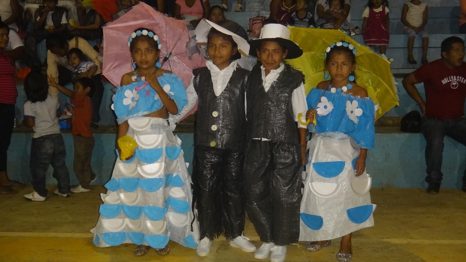 Gracias a una organización perfecta de parte de la Escuela \u201cRio Morona\u201d y la motivación de los padres y de los estudiantes, el Coliseo Municipal de Taisha