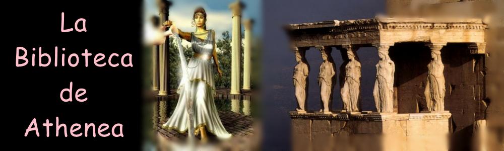 la biblioteca de athenea